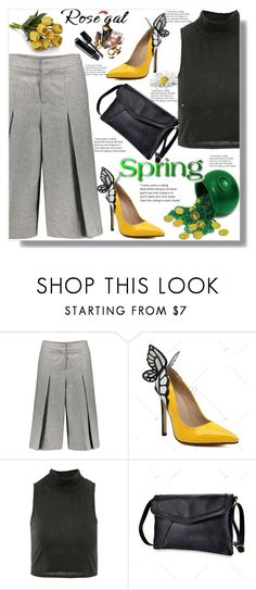 """""""Rosegal 2"""" by ramiza-rotic ❤ liked on Polyvore featuring Crate and Barrel and Chanel"""