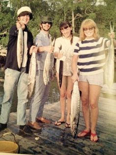 John, Ringo, Maureen and Cynthia during their holliday in Trinidad and Tobago, 1966