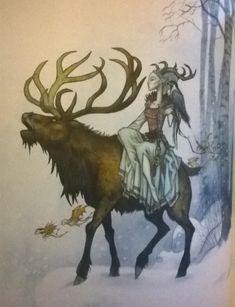 skogsrå nordiska väsen - Sök på Google