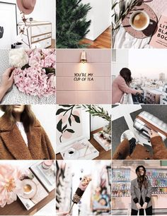 Excellent simple ideas for your inspiration Instagram Feed Tips, Instagram Grid, Ig Feed Ideas, Aesthetic Themes, Aesthetic Clothes, Vsco, Poses, Instagram Fashion, Photo And Video