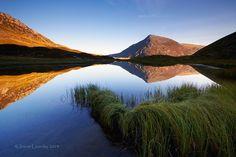 Mountain Mirror by Jeanie . on 500px. Snowdonia, Wales, UK