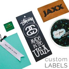 More about Clothing Labels and How You Can Benefit. To get more information visit https://www.cbflabel.com/