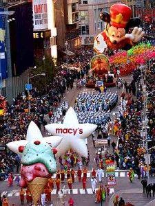 Macy's Thanksgiving Day Parade 2012 in New York | World Insider