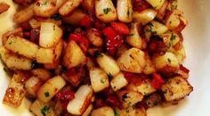 Cartofi cu ceapa si ardei Kung Pao Chicken, Ethnic Recipes, Food, Essen, Meals, Yemek, Eten