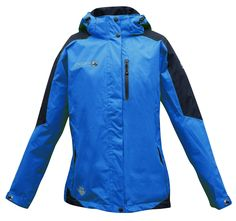Outdoor Jacke Damen DEPROC WALKWORTH Lady wasserdicht & atmungsaktiv