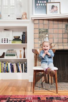 Stylish Baby-Proofing Tips from Janette Crawford of Sun + Dotter | photos by Maria del Rio for Camille Styles