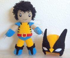 Wolverine without his Mask by telshira.deviantart.com on @deviantART