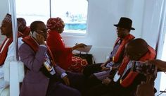 Photos: Hadiza Bala Usman & NPA Directors tour Apapa Ports   Nigeria Port Authority boss Hadiza Bala Usman and other newly appointed directors today continue with the tour of Apapa Ports in Lagos. Check out more photos...  News