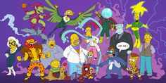 Popped Culture: Simpsons