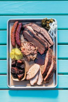 The List: The Top 50 Barbecue Joints in Texas – Texas Monthly Lamb Marinade, Smoked Brisket, Salisbury Steak, Great Restaurants, Potato Soup, Cheap Meals, Barbecue, Peanut Butter, Tatoo