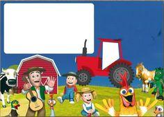 Montaje fotografico La granja de Zenon - Pixiz Home Daycare, Baby Shawer, Farm Birthday, Ideas Para Fiestas, Family Guy, 1, Gaston, Tobias, Google