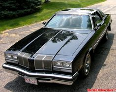 1976 Olds Cutlass Supreme w/ T-tops & Bucket Seats Oh the fun I had in this car ! -