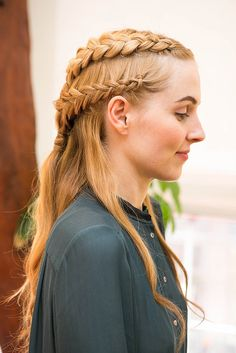 How to look like Daenerys from #GameofThrones.