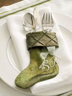 Christmas dinner  So I've been seeing these mini stockings everywhere and have been thinking to myself not even my pet's stockings are this small..but they're so cute I wanted em anyway, this is perfect!