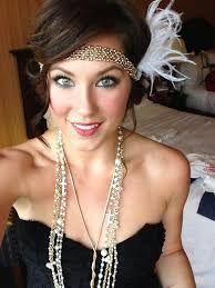 Resultado de imagen de gran gatsby make-up