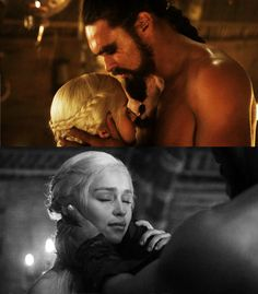 Moon of my life:my sun and stars. Khaleesi & Kahl Drogo