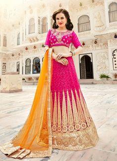 Buy Savory Net Embroidered Work Lehenga Choli, Online #ethnic #indianethnic #indianethnicwear #indianwedding #bridalwear #indianoutfit #indianfashion #lehenga #designerlehenga #designerwear #partywear #festivewear