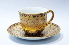 Benjarong, Thai Style Tea Cup