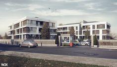 dış cephe tasarımı, render, mimari görselleştirme projesi Sakarya-Türkiye. www.wox.com.tr