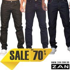 Que tal presentear o seu amor com uma calça jeans da Zan? Aproveite nossa promoção! #VaideZan