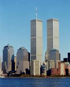 Twin Towers before 911