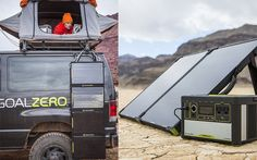 Goal Zero Portable Solar Panels: 10 Amazing Solar Panels from Goal Zero to Juice up Your Camping Gear, Generators and Power Banks
