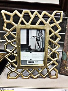 Threshold Gold Picture Frame | Target