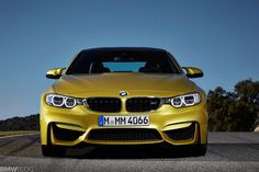 Images Leak for 2014 BMW M3 and M4 Coupe & Sedan Spy Official
