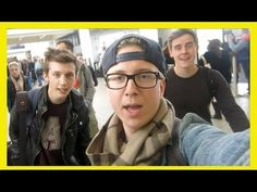 Getting Sloppy in San Francisco (ft. Troye & Connor) | Tyler Oakley All the troyler in this vlog makes me cry. They are the cutest thing. For the love of everything sane, just get married already.