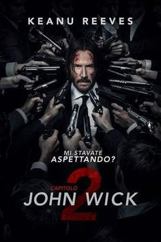 Keanu Reeves in John Wick: Chapter 2 Movies And Series, Dc Movies, Action Movies, Movies Online, Movies And Tv Shows, Movie Tv, John Wick 2 Poster, John Wick 2 Movie, Watch John Wick