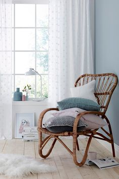 Putetrekk Lovely Knit i bomull Neutral, Bent Wood, Living Spaces, Living Room, Cozy Corner, Cozy Place, Bedroom Styles, Other Rooms, Retro