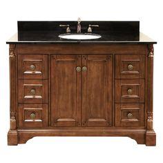 Have to have it. Legion Furniture Raymond 49-in. Single Bathroom Vanity $899.00
