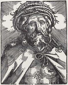 Beham, Hans Sebald: Schmerzensmann c.1520