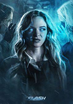 Fan poster of 'Caitlin Snow'/'Killer Frost'