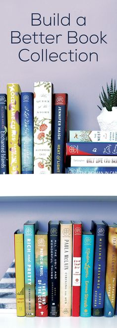 Build a better book collection with the 5 best books of the moment.