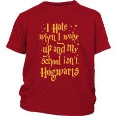 School Isn't Hogwarts