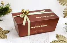 Which sweet treat would you like to see hidden in this very special New York Sweets box?!