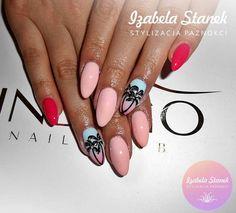 by Izabela Stanek, Follow us on Pinterest. Find more inspiration at www.indigo-nails.com #nailart #nails #indigo #summer #beach