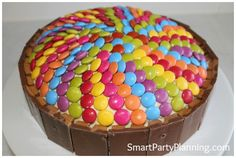 Kit Kat Cake #Cake #BirthdayCake