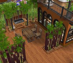 Sims Freeplay Houses, Sims 4 Houses, The Sims, Sims 3, Sims House Design, Sims Free Play, Sims House Plans, Construction, Fun Projects