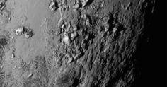 NASA gives you a flyover view of Pluto's icy mountains - #nasa #space #pluto @nasa