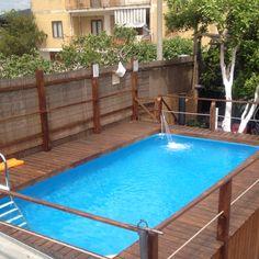 Piscina esterna con solarium e idromassaggio cervicale :) prenota prima le tue vacanze su www.bbfauno.com e risparmia!!!  #pool #pompei #faunopompei #vacancy #italy #summer #summer2013
