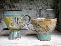 Image result for pinch pot cups