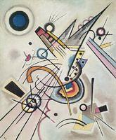 Diagonal (1923) by Wassily Kandinsky