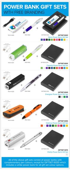 Power Bank Gift Sets – Bell Jar Pty Ltd Corporate Branding, Business Branding, Corporate Gifts, The Bell Jar, Gift Sets, Green And Gold, Presentation, Boxes, Free