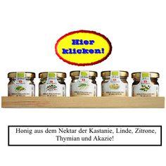 Honig aus dem Nektar der Kastanie, Linde, Zitrone, Thymian und Akazie! Hier klicken: http://blogde.rohinie.com/2013/01/honig/ #Italien #Honig #Marmelade #Konfituere #Brotaufstrich #Fruehstueck