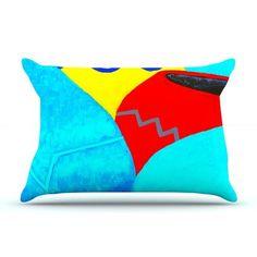 East Urban Home Oriana Cordero 'Terracotta' Pillow Case
