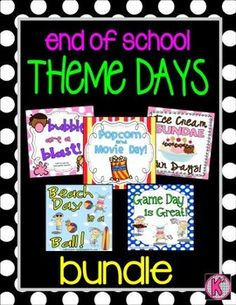 Each of these 5 packs should keep your kiddos actively engaged for 2-3 days each with over 100 pages total! Perfect for those last weeks of school! $