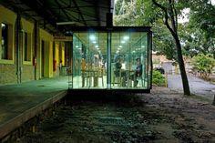 Café Estação Ciência | São Paulo | UNA Arquitetos