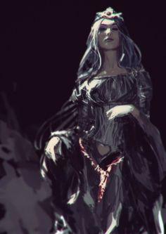Queen G [Lady Lafresia Fan art by AldgerRelpa] . Character Concept Art